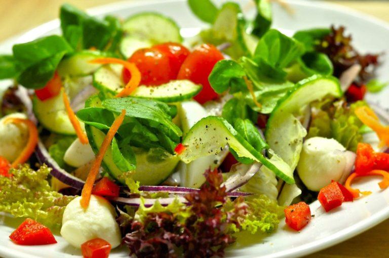 leven met diabetes recepten diabetes voeding sla