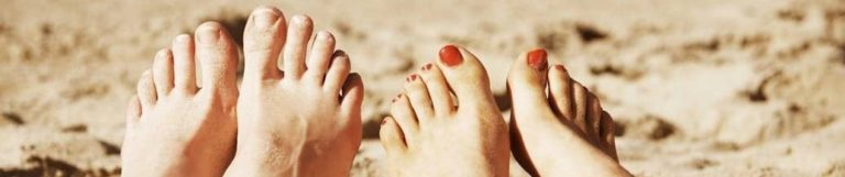 voeten leven met diabetes behandeling