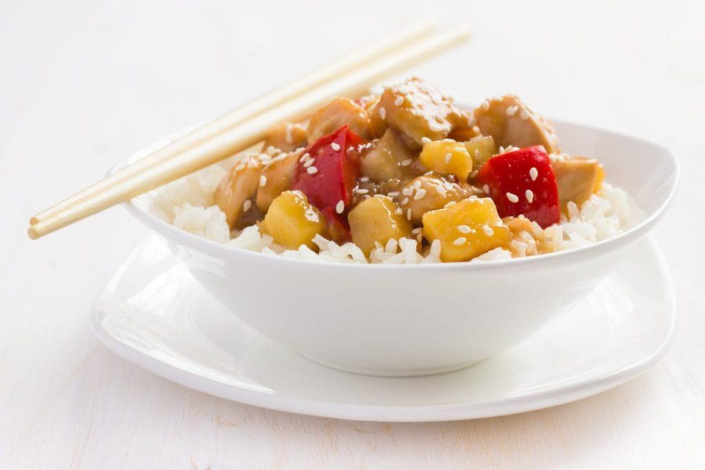 recepten diabetes voeding kip