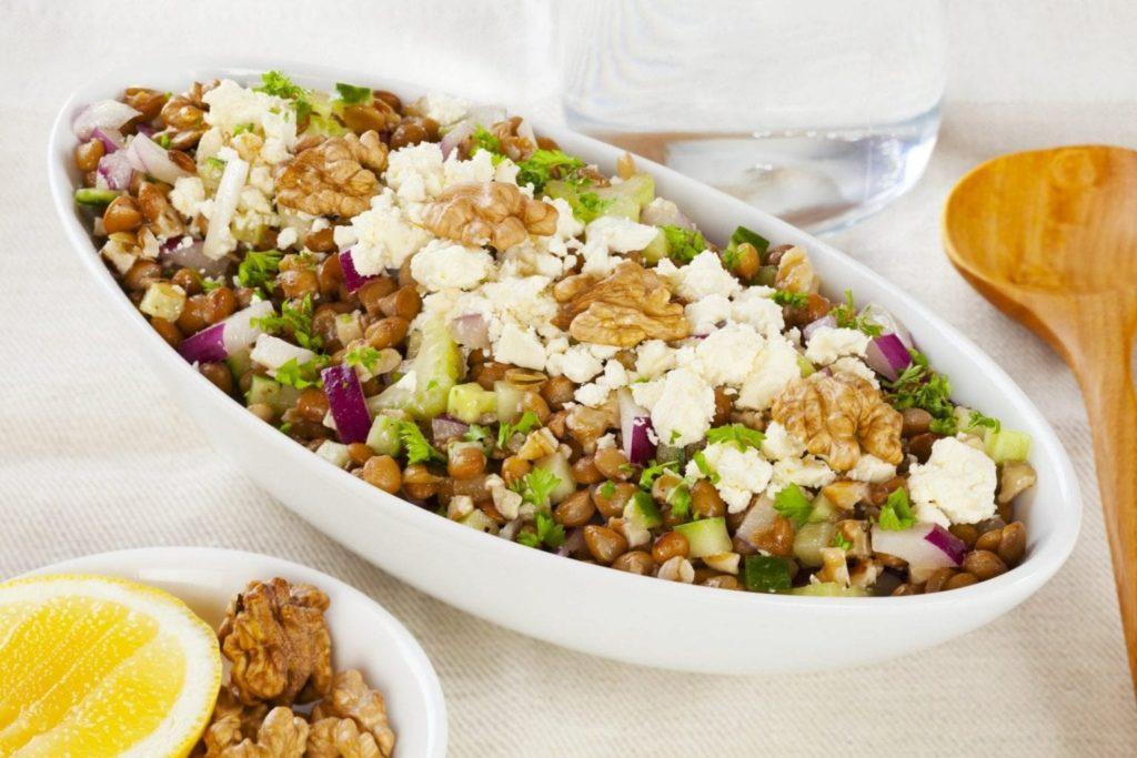 recept diabetes voeding vega