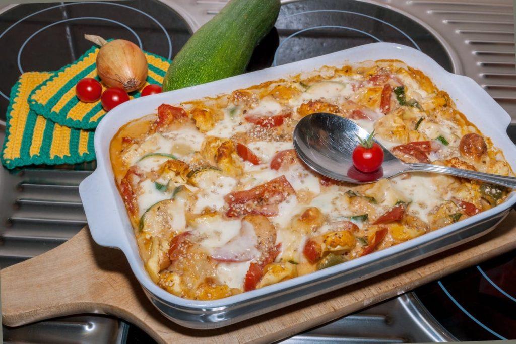 recepten diabetes voeding eten pasta