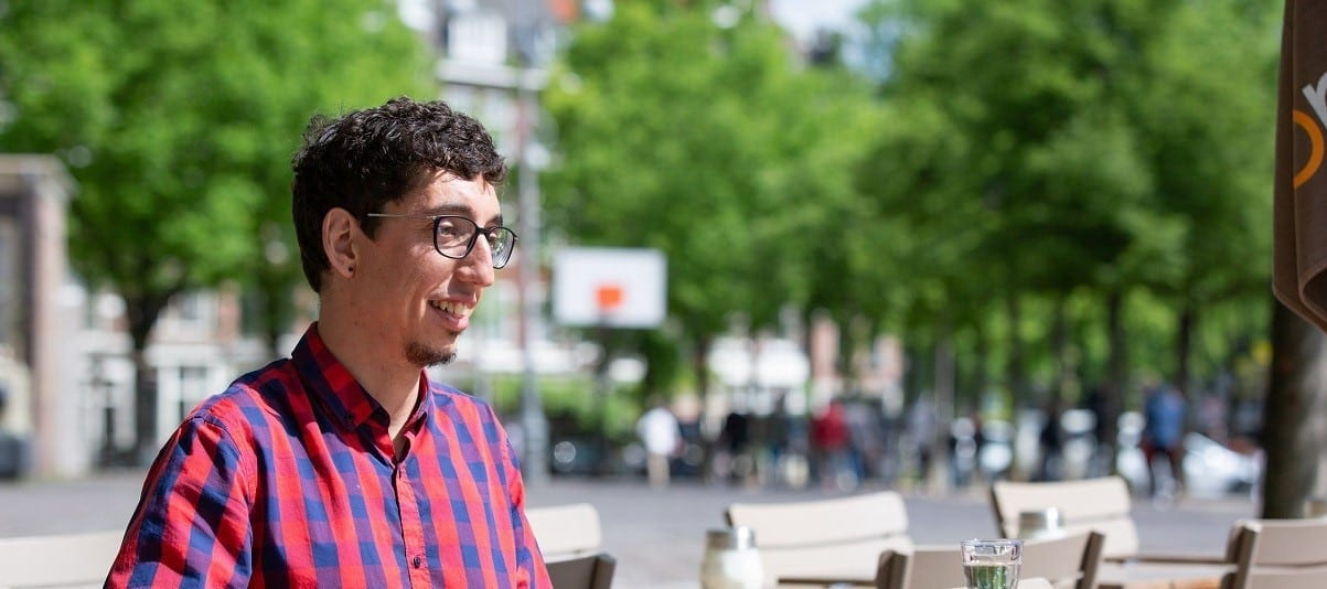 Adrià Berrocal Forcada is weer terug bij zijn vertrouwde insulinepomp