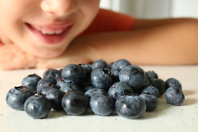 voeding dieet fruit leven met diabetes