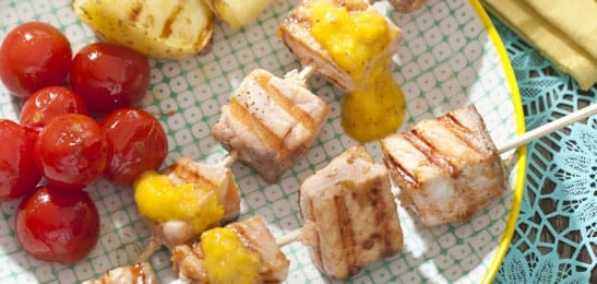 recepten diabetes vis voeding