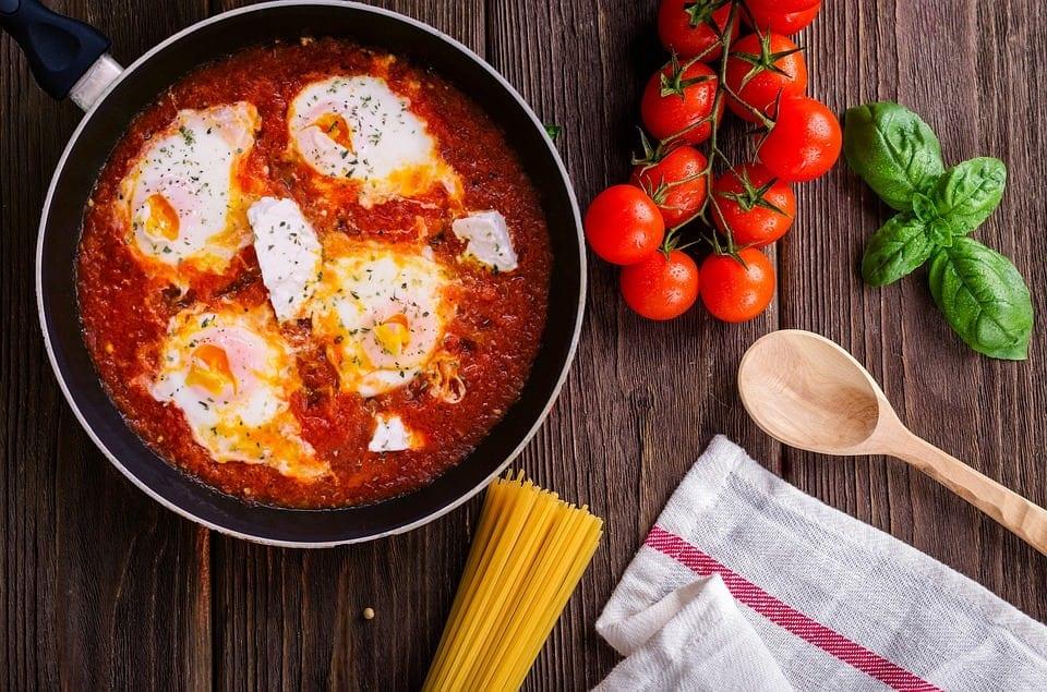 recepten diabetes voeding dieet tomaat