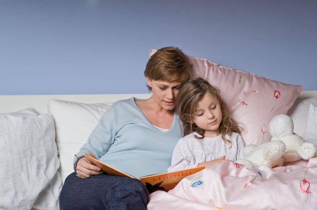 Kinderboek 'Mama heeft diabetes'