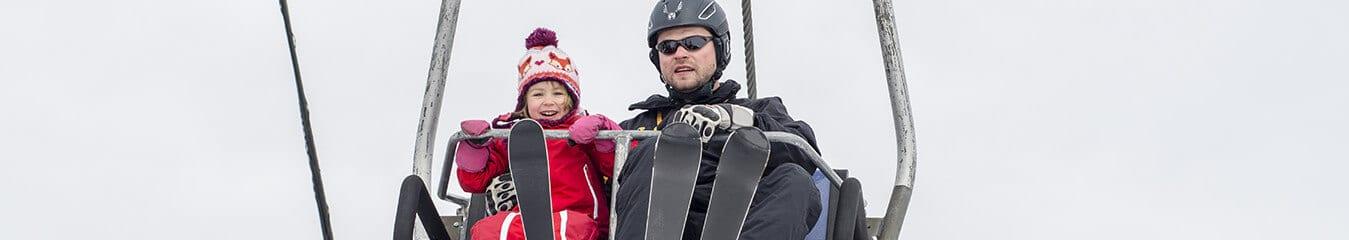 Sneeuw, sport en gezelligheid