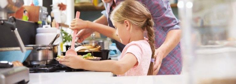 koken recepten diabetes voeding vader dochter
