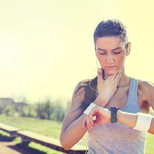 sporten en bewegen leven met diabetes vrouw