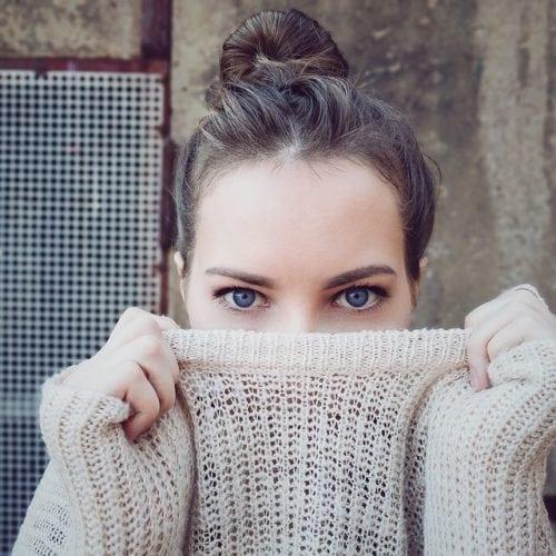 leven met diabetes vrouw ogen