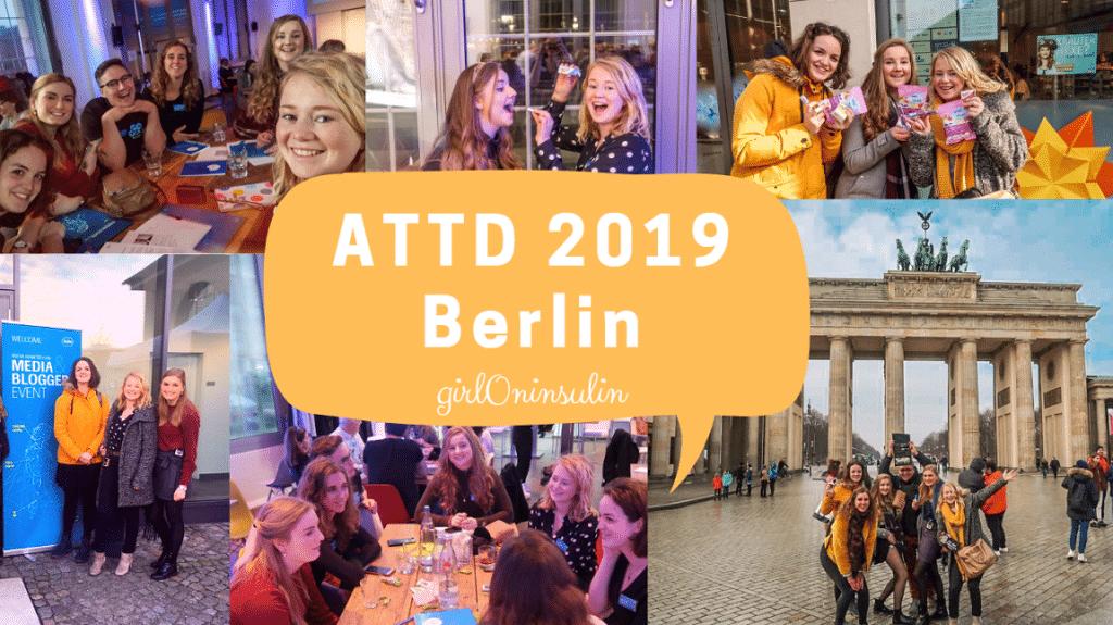 Myrthe ATTD 2019 vlog
