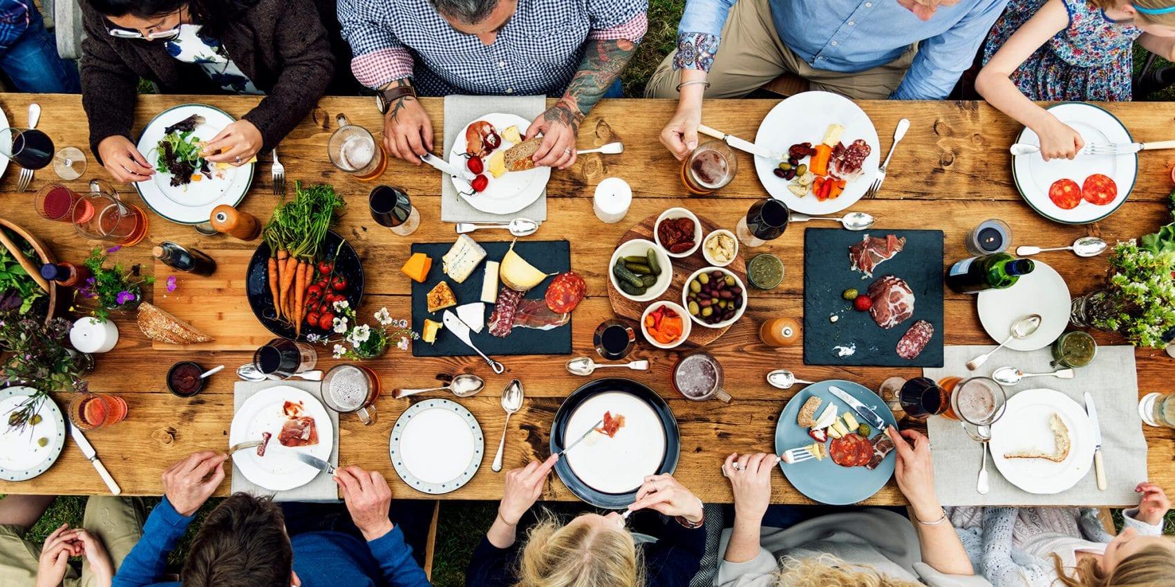 Top 5 zomerse gerechten