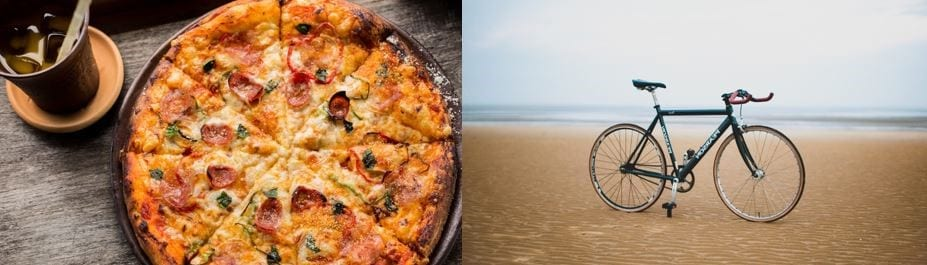 Dilemma op dinsdag: pizza of sporten?