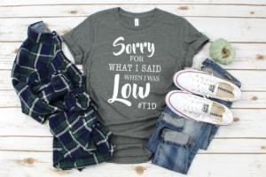 DiaBeTees - t-shirt