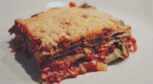 Koolhydraatarme recepten - lasagne