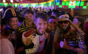 Alcohol en diabetes Olaf carnaval