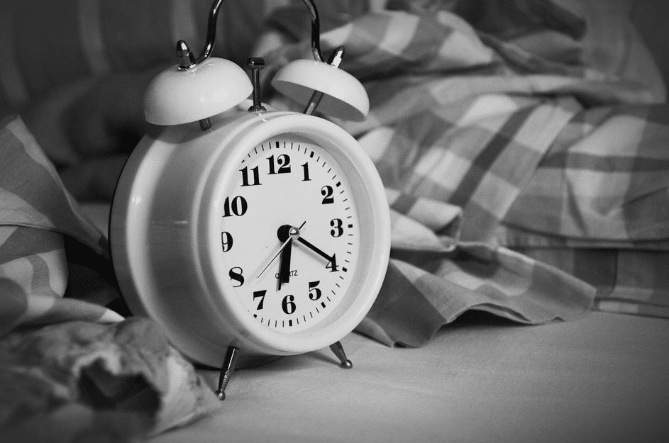 Diabetes en slaap - wekker