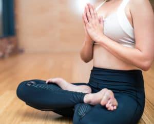Mindful yoga - onverwachtse hypo