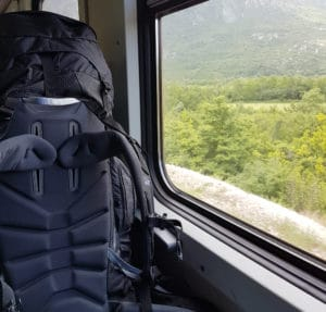 Leonneke, diabetesspullen, op reis, onderweg