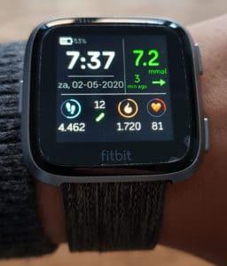 Leonneke, alarmen, smartwatch