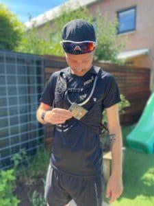 Olaf, diabetes, hardlopen, verzorging
