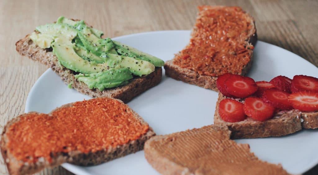 Lauriette_koolhydraatarm en diervrij broodbeleg