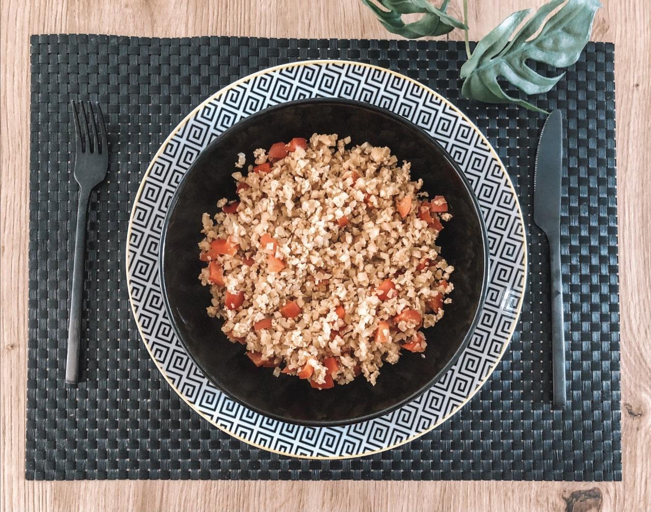 Snelle en gezonde lunch