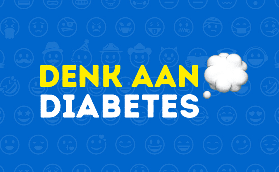 Hoe de #denkaandiabetes Challenge ontstond…