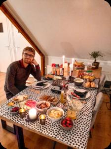 dilemma op dinsdag_gourmetten
