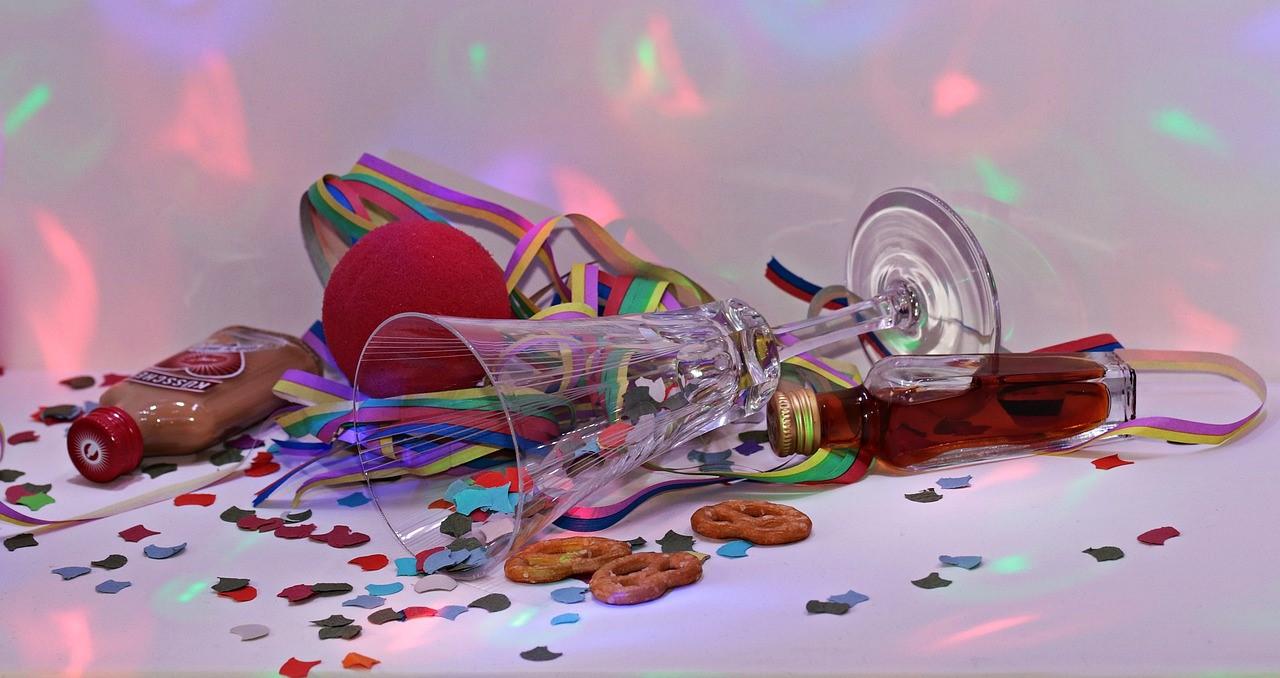 Een feestje met een vervelende afloop door verkeerde keuzes